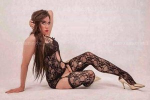 Shirelle escorte girl massage sexemodel au Puy-en-Velay