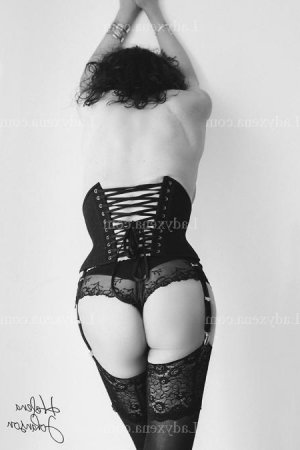 Lilandra escorte trans massage sensuel