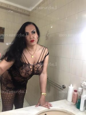 Anoa massage escorte girl